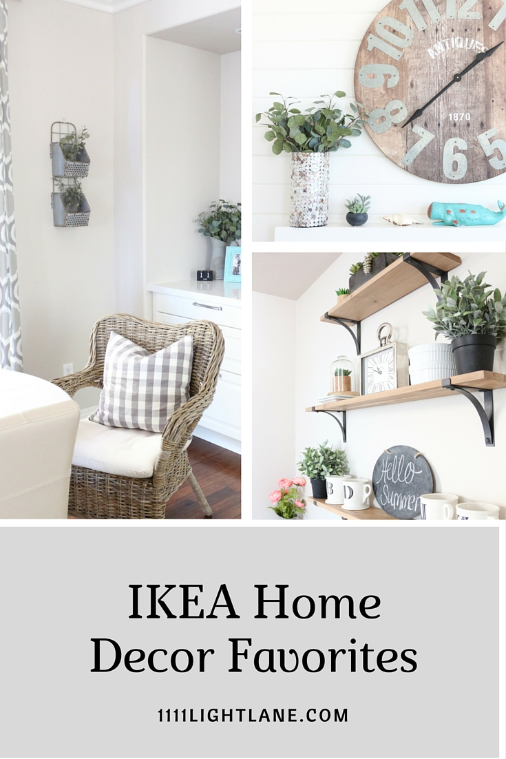 Ikea Home Decor Favorites Light Lane