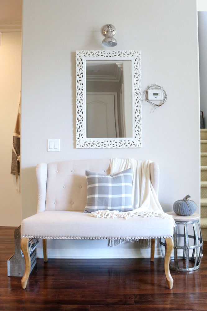 grey-plaid-pillow-entrway-bench-entryway-decor-1111lightlane-1-of-1