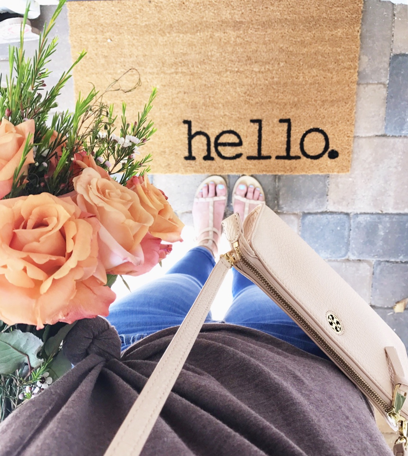 Say Hello to Spring: The Best Hello Doormats & Signs for Your Entryway
