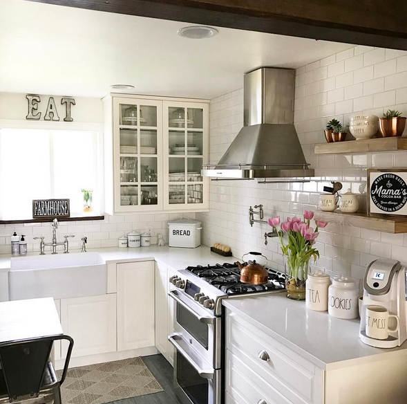 Ikea Kitchen: 13 Real-Life Beautiful And Inspirational IKEA Kitchens
