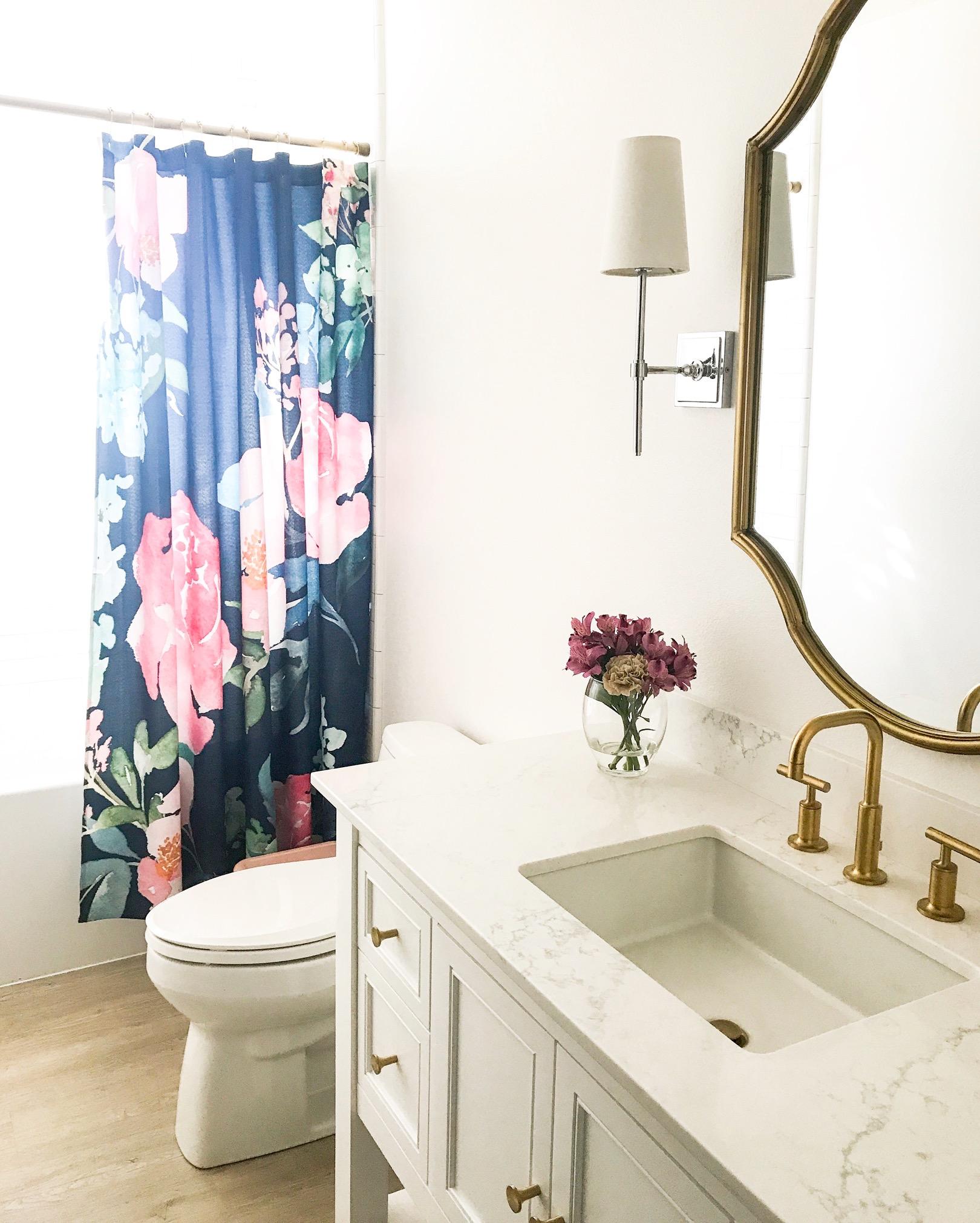 New House Design Inspiration for the Bathrooms: 1111 Light Lane