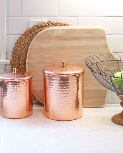 Rose Gold and Copper Lovers Gift Guide