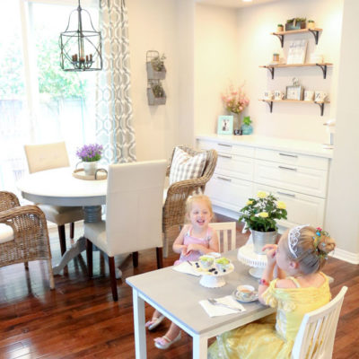 Fun Ideas for Throwing a Kids Tea Party at Home