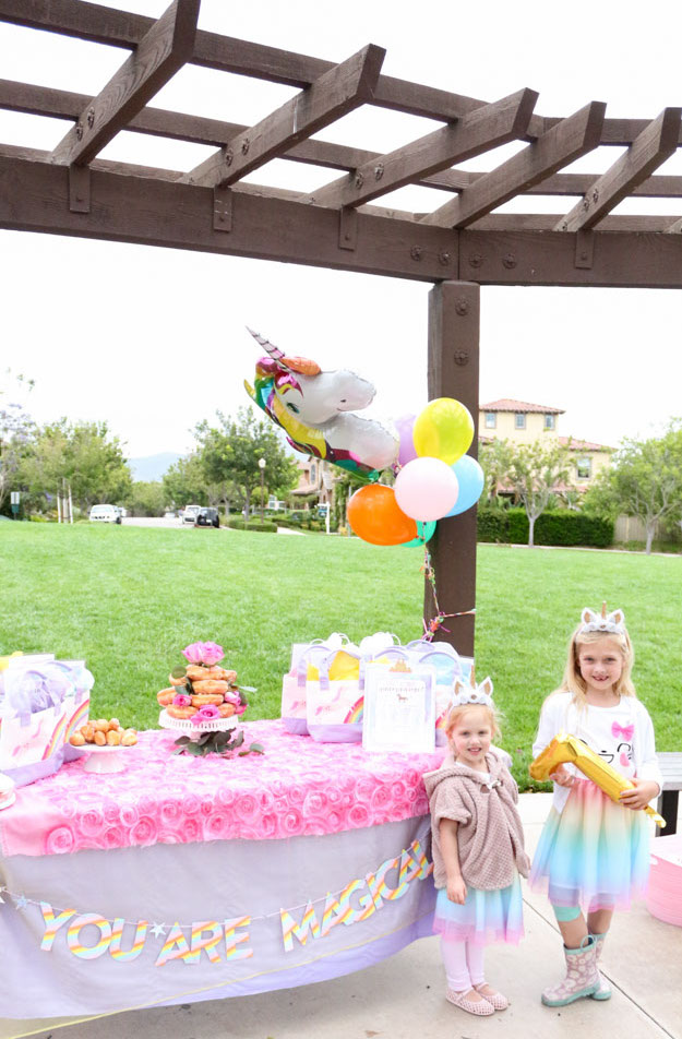 Unicorn Birthday Party Ideas For A Magical Celebration