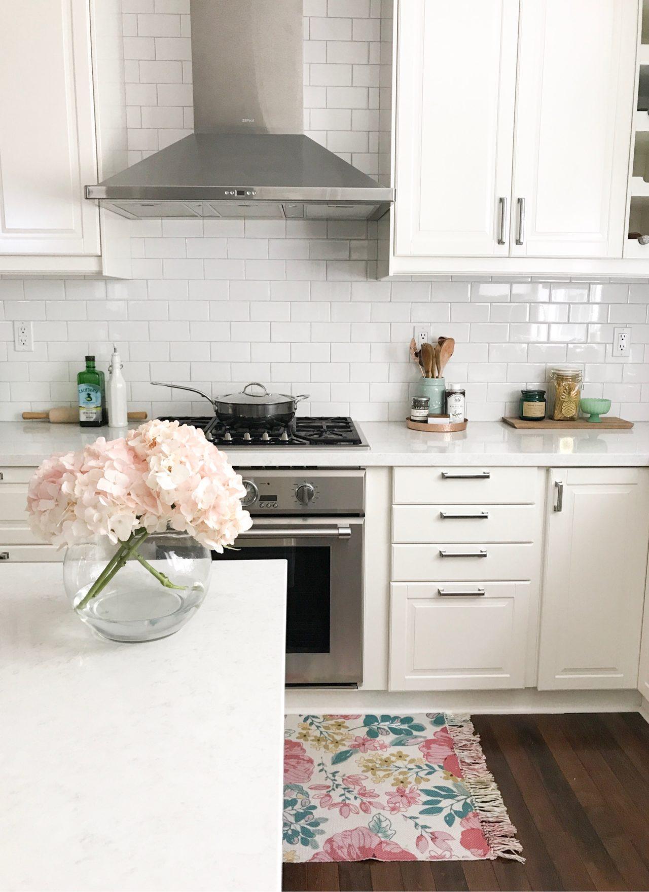 13 Real-Life Beautiful and Inspirational IKEA Kitchens - 1111 Light Lane