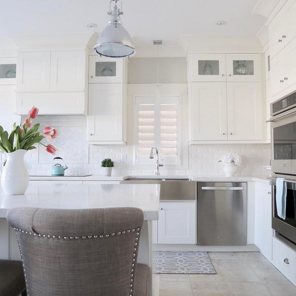 13 Real Life Beautiful And Inspirational Ikea Kitchens 1111