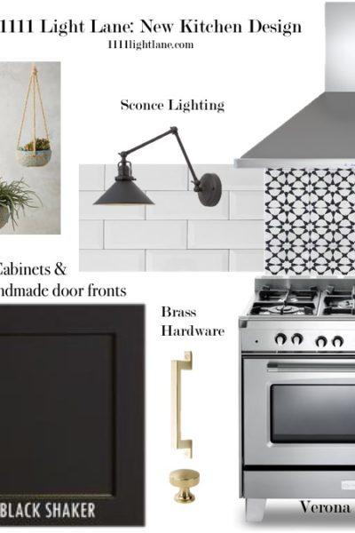 New House Design Inspiration for the Kitchen: 1111 Light Lane