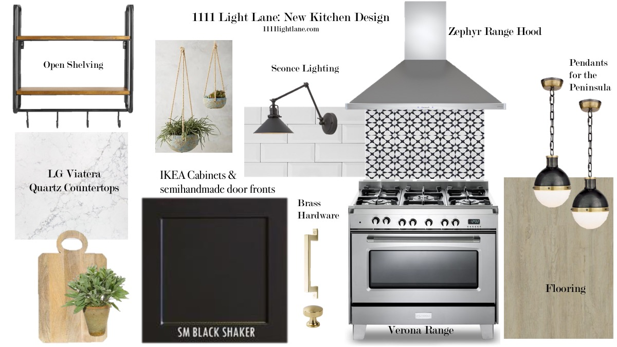 New House Design Inspiration for the Kitchen: 1111 Light Lane
