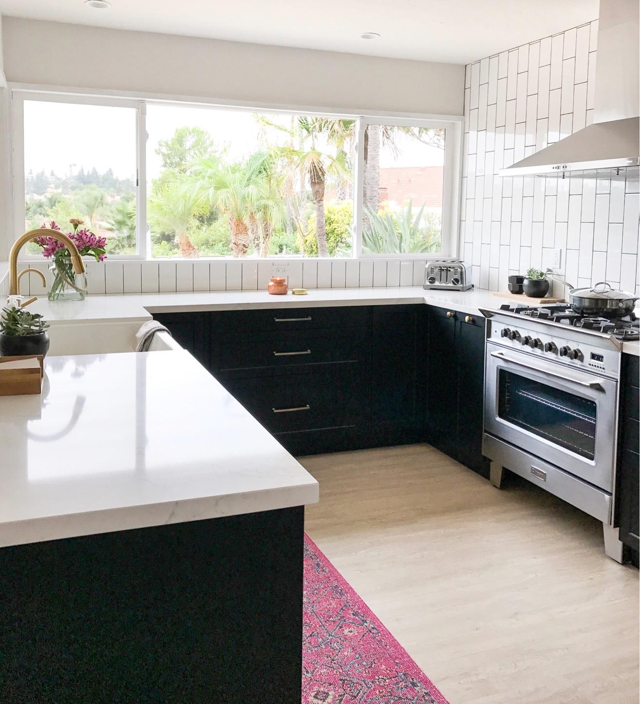California Kitchen Cabinets: Modern Cozy California Ranch: Renovation Progress