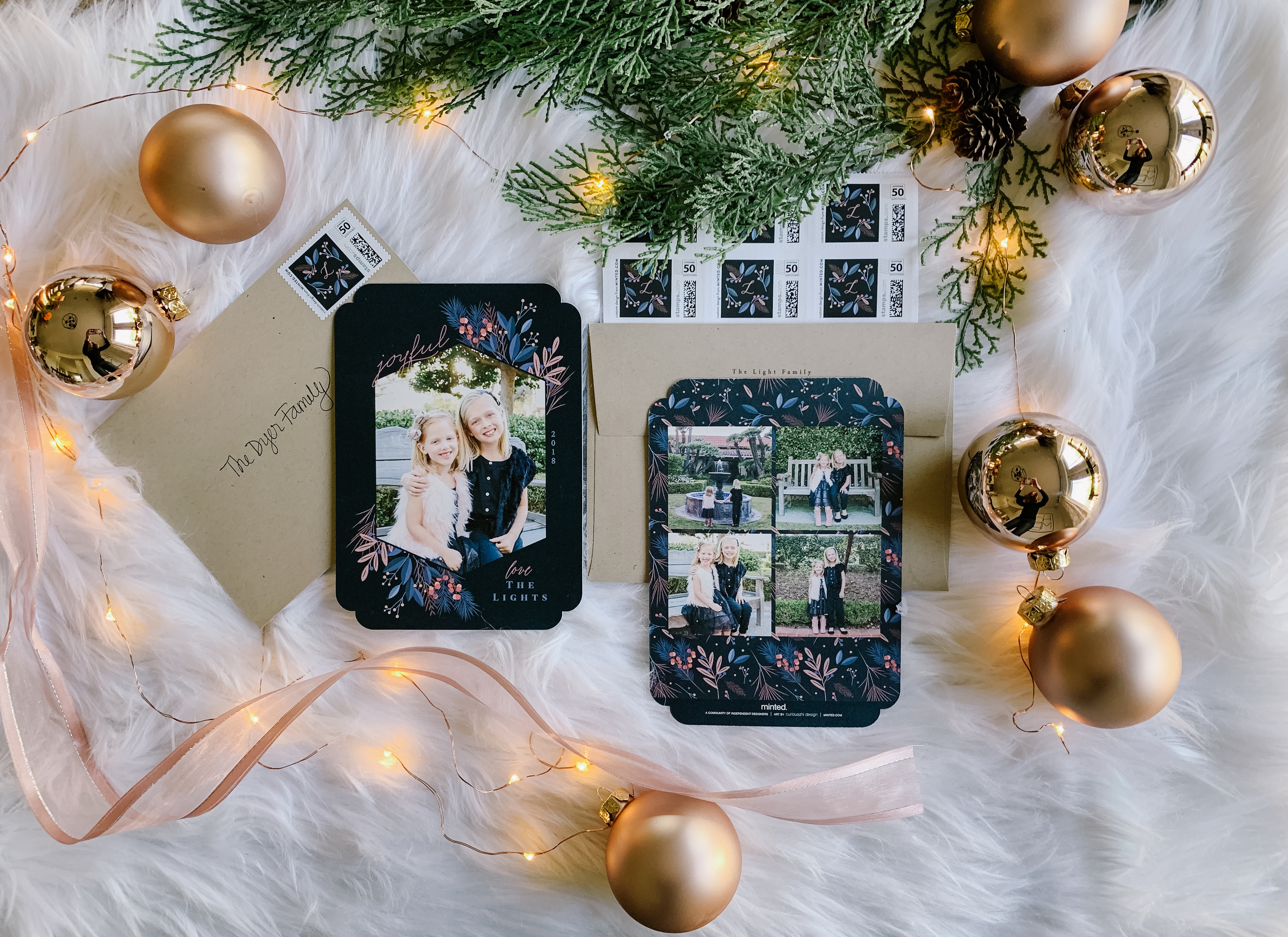 Christmas Photo Cards + Coordinating Holiday Outfit Tips - 1111 ...