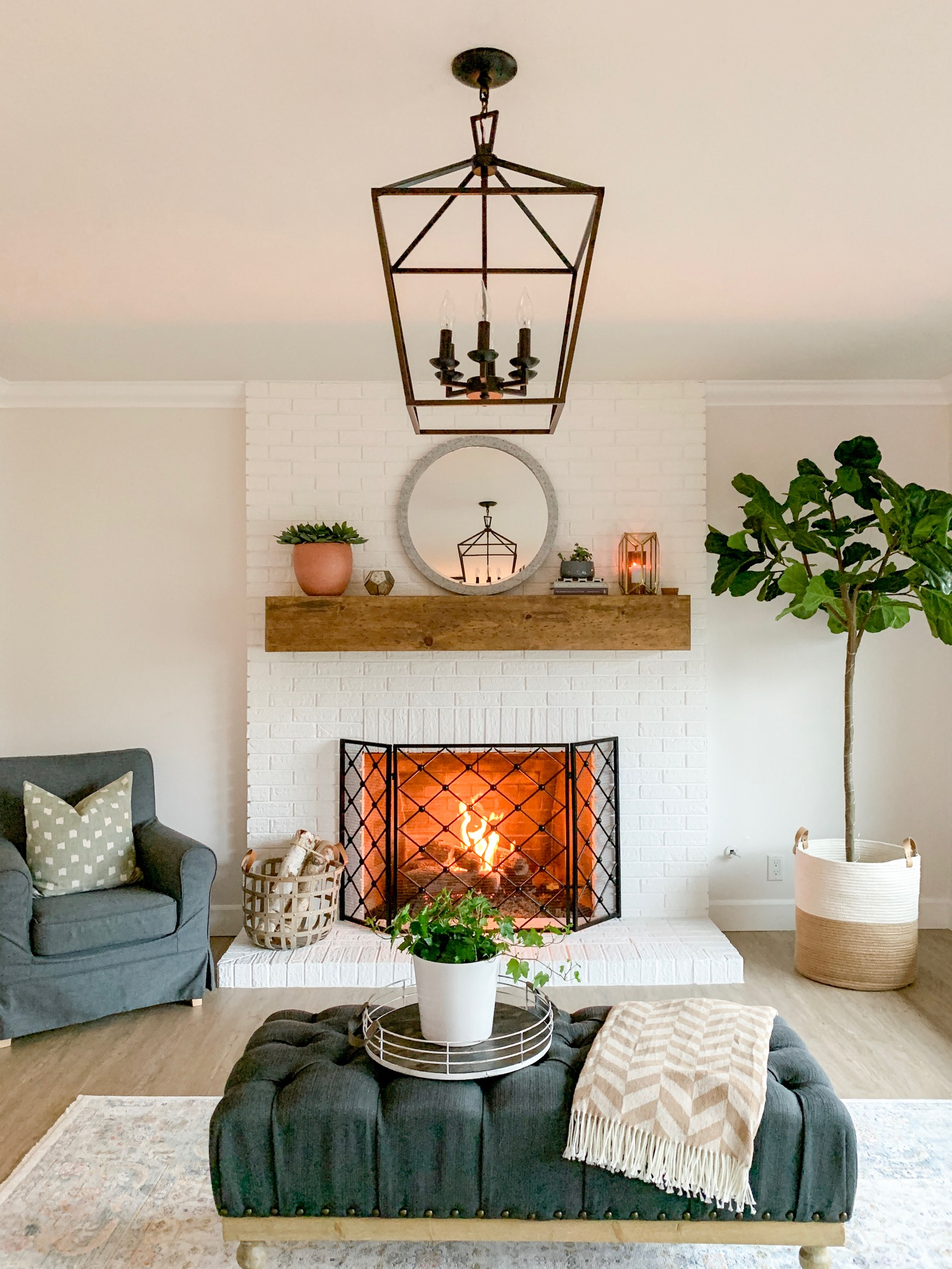 Bright + Airy Living Room Refresh: Top 5 FAQ's Answered ...