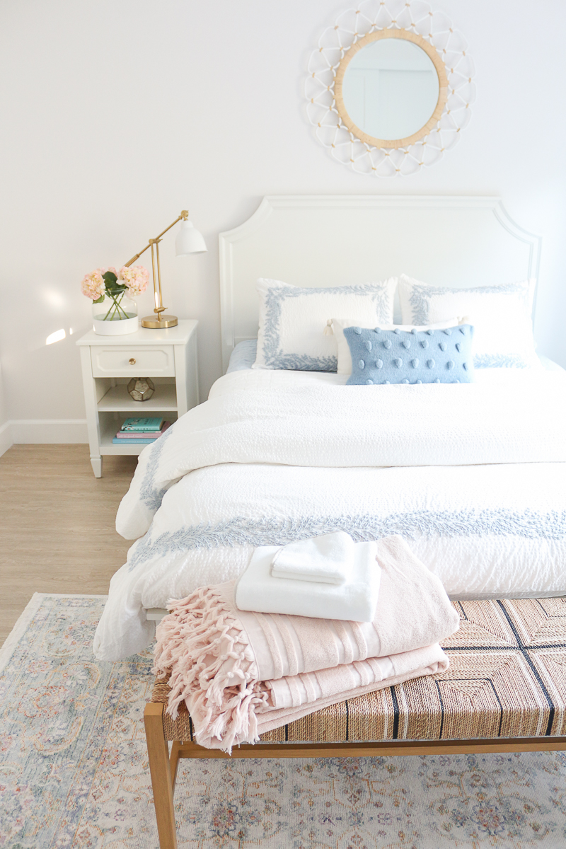 Guest Room Holiday Prep With Serena Lily 1111 Light Lane