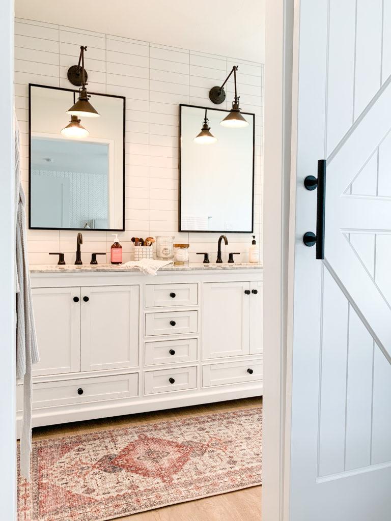 bathroom organization budget friendly tips  tricks